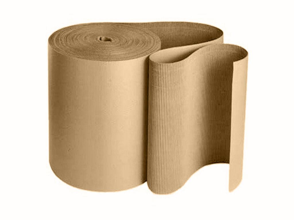 Doplnkový materiál - Dvojitá vlnitá lepenka - kartoma